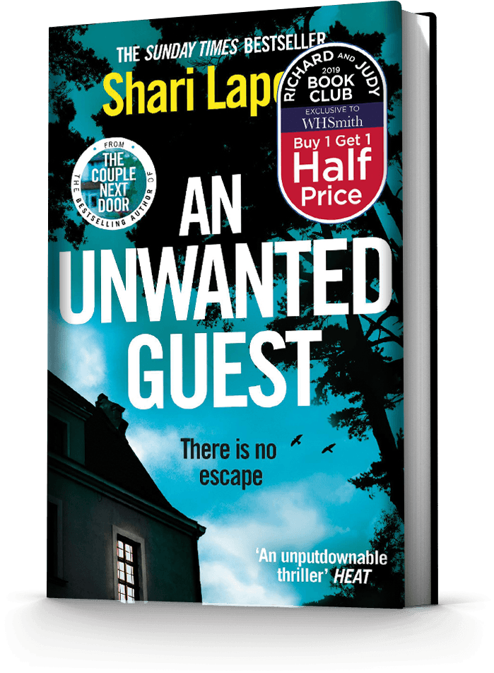 An Unwanted Guest | Shari Lapena